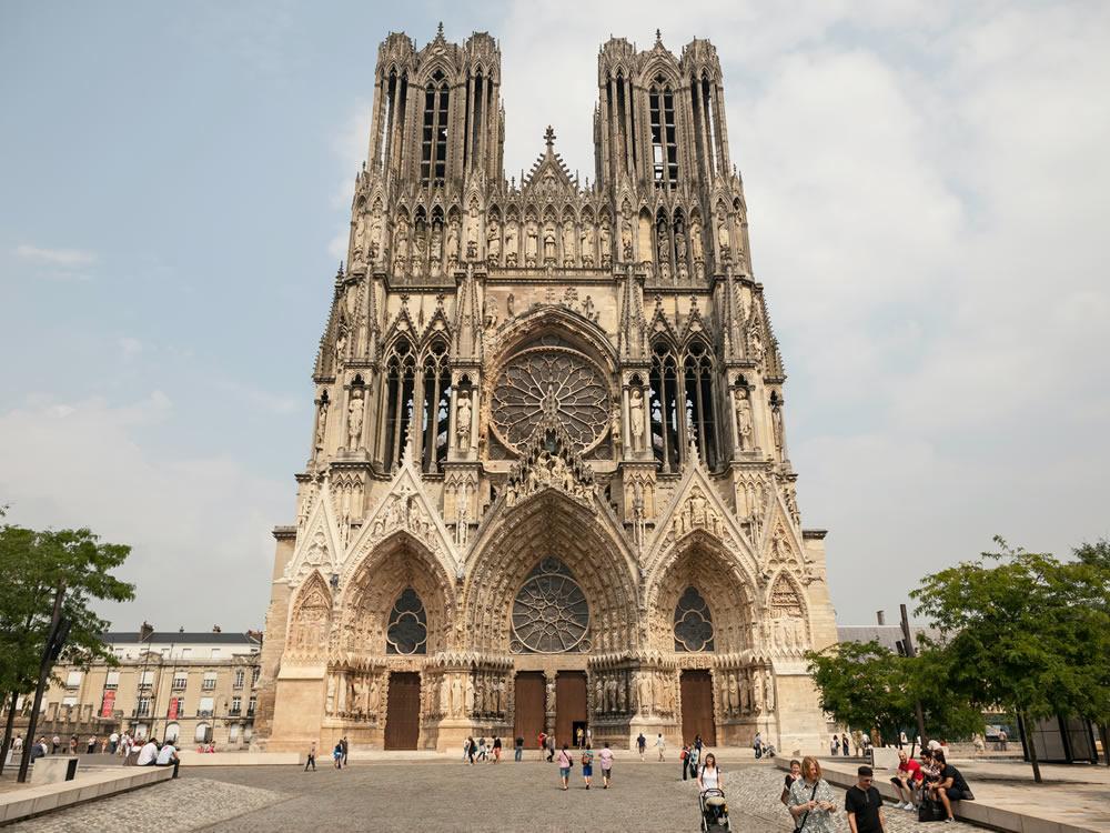Pèlerinage de Reims 2017 - Etudiants et jeunes professionnels d'Ile de France