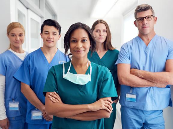 Message pour les Professionnels de santé