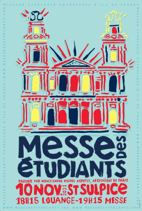 Messe des étudiants 2021